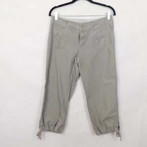 North Face A5 Series Tan Cropped Hiking Pants 8